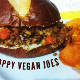 Sloppy Vegan Joes