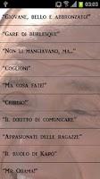 Screenshot of Berlusconi Phrases