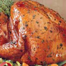 Herb-Roasted Turkey with Shallot Pan Gravy