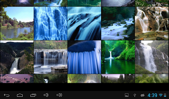 Screenshot of PicSpeed HD Wallpapers 500,000