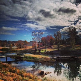 East Tennessee Fall by Ali Reagan - Instagram & Mobile iPhone