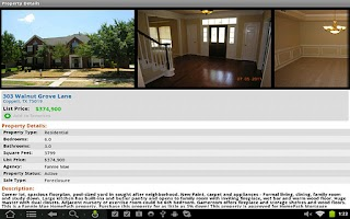 Screenshot of USHUD.com Property Search