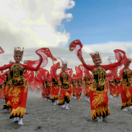 sampur gandrung sewu  by Agoes Santoso - News & Events Entertainment