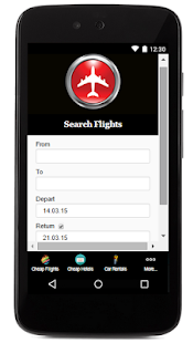 Travelologist - screenshot