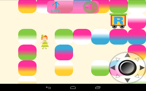 ABC Maze of Princesses Screenshot