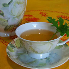 Virginia's Refreshing Geranium Tea Cooler