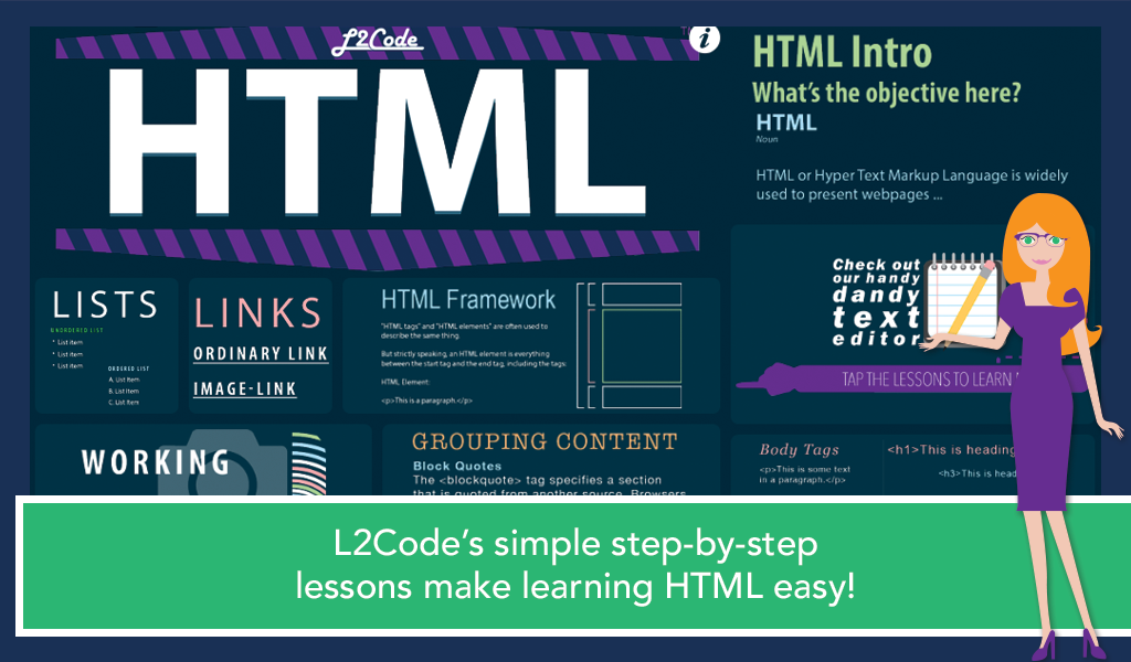 L2Code HTML – Learn to Code! Screenshot 10