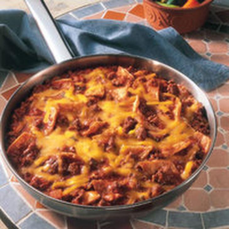 Beef Taco Skillet Recipe   Yummly