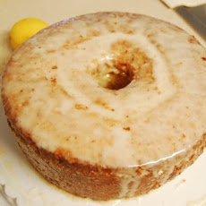 Super-Moist Cake Mix Lemon Pound Cake