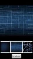 Screenshot of Blue ADW Theme