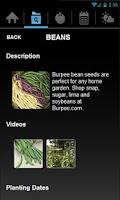 Screenshot of Garden Time Planner by Burpee