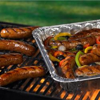 Johnsonville Italian Sausage Hot Tub