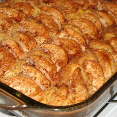 Apple Sour Cream Kuchen