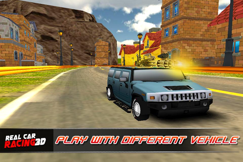 Extreme Crazy Car Racing Game Screenshot 0