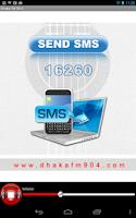 Screenshot of Dhaka FM 90.4