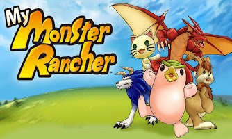 Screenshot of My Monster Rancher
