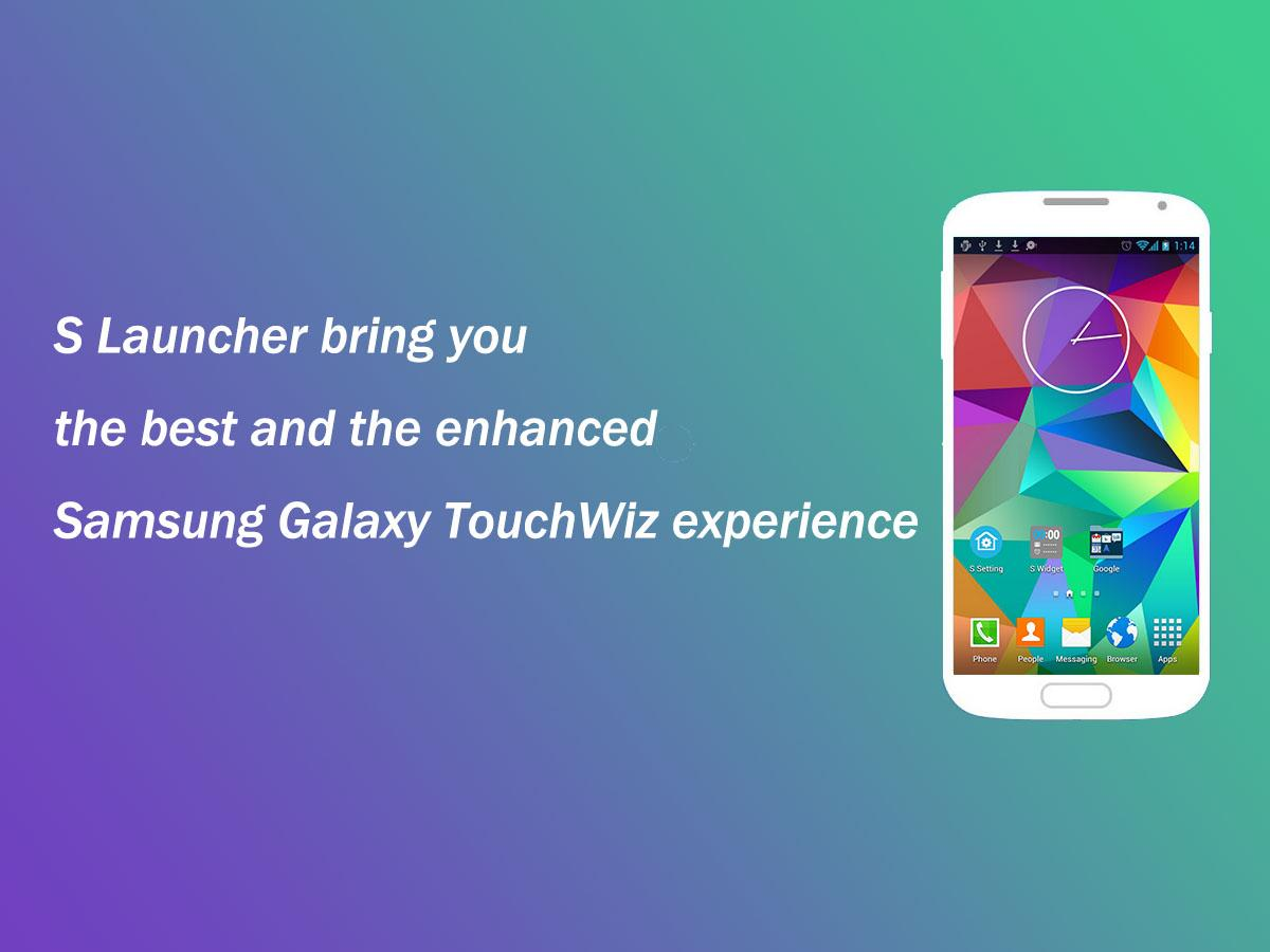 S Launcher (Galaxy S7 Launcher Screenshot 8
