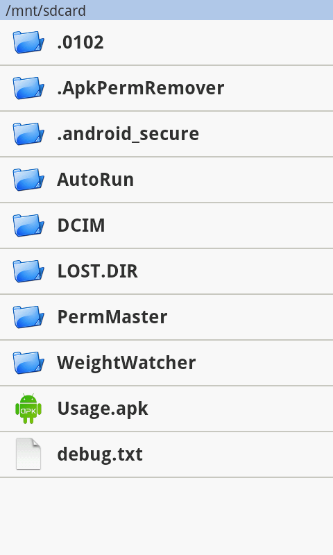 Adv Permission Manager (Pro) Screenshot 4
