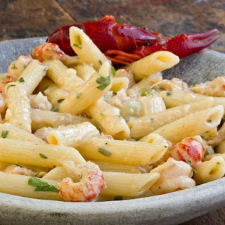 Crawfish Cream Pasta Recipes