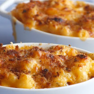 Outrageous Macaroni & Cheese with Bacon & Jalapeno
