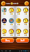 Screenshot of Caps (Pogs)