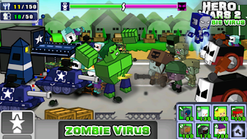 Screenshot of Hero Wars 2™ Zombie Virus