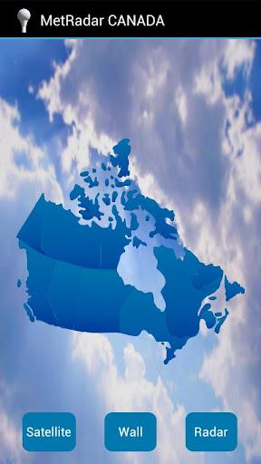 Meteo Radar CANADA
