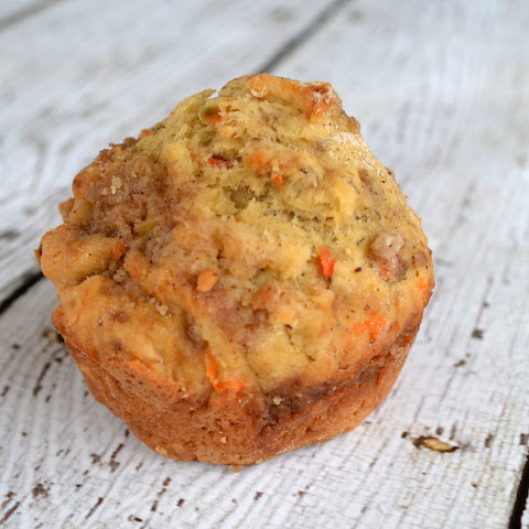 Banana Carrot Bread Muffins