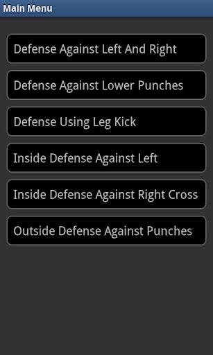 【免費運動App】Krav Maga- Strikes-APP點子