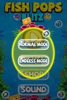 Screenshot of Fish Pops Blitz