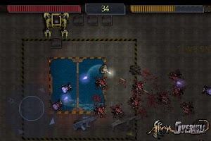 Screenshot of Alien Overkill Lite