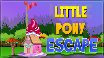 Screenshot of Little Pony Escape