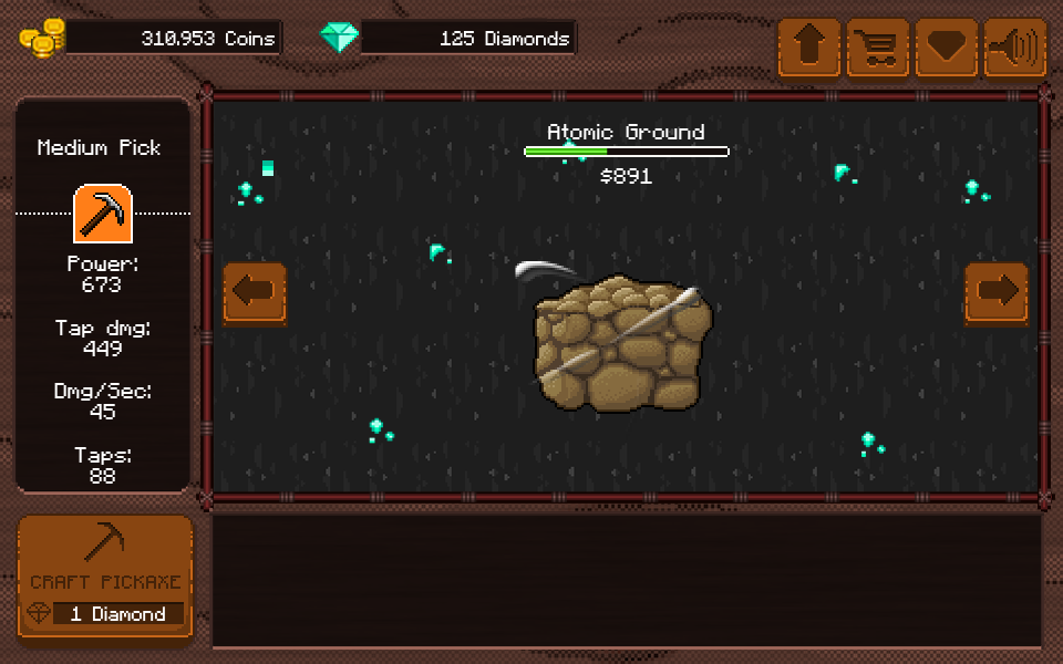 Pickaxe Screenshot 4