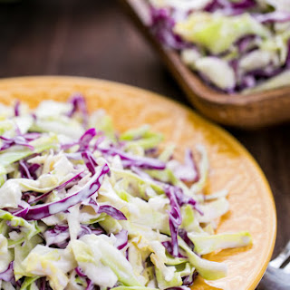 Coconut Coleslaw Recipes