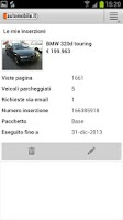 Screenshot of automobile.it - annunci auto