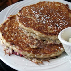 South Beach Oatmeal Pancake