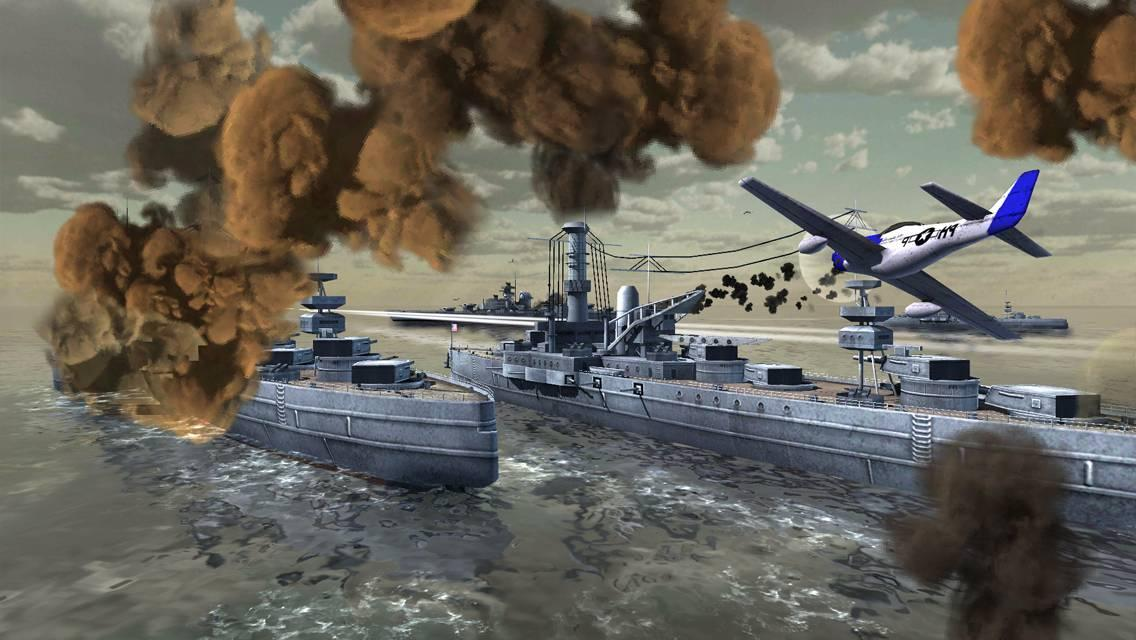 World Warships Combat Screenshot 1
