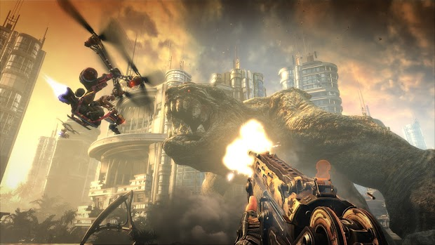 Bulletstorm drops off Steam, another casualty of Games For Windows Live