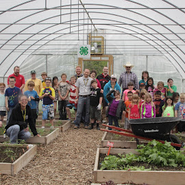 4-H Cornell community Garden !! by Suann Vandewalker - News & Events Entertainment
