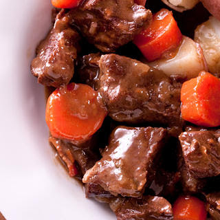 Beef Braised in Guinness