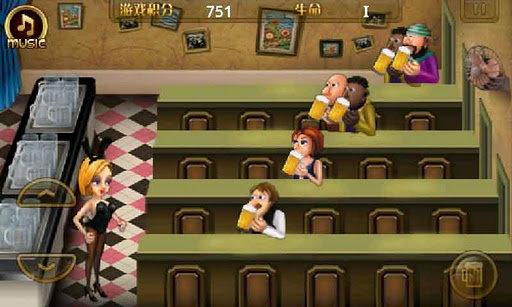 玩休閒App 超級酒保 免費版免費 APP試玩