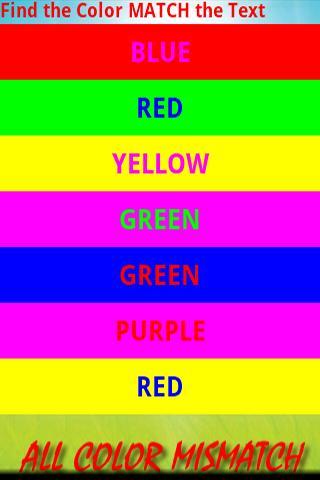 Color Brain Bate