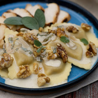Walnut Cream Sauce Recipes