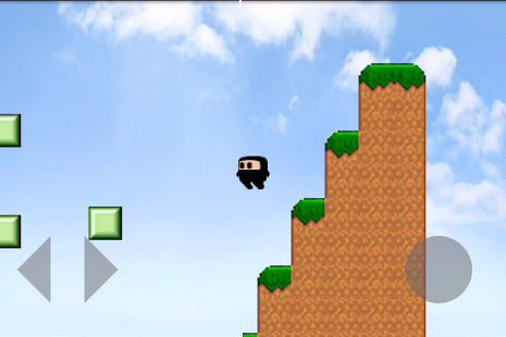 super ninja maro - screenshot