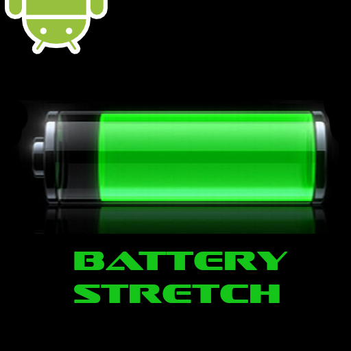 Battery Stretch LOGO-APP點子