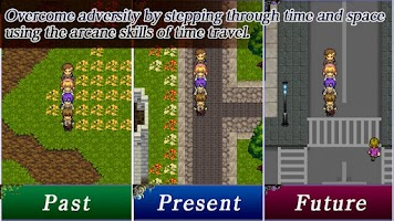 Screenshot of RPG Aeon Avenger - KEMCO