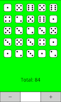 Screenshot of Easy Dice Pro
