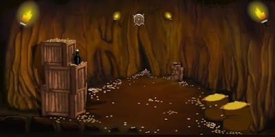 Screenshot of EscapeGame N47 - Treasure Cave