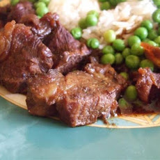 Crock Pot Indonesian Beef or Pork
