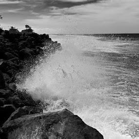 splash by Ully Zoelkarnain - Landscapes Beaches (  )